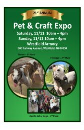 2017 Pet and Craft Expo Program