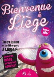 Bienvenue à Liège 2017-2018