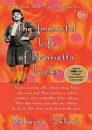 Audiobook  The Immortal Life of Henrietta Lacks Rebecca Skloot For Ipad