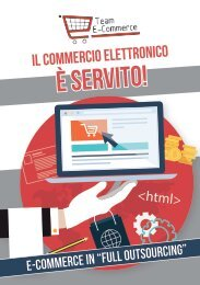 Brochure Teamecommerce