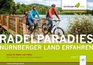 Radelparadies Nürnberger Land erfahren