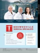 Healthy RGV Issue 108 - MEET THE WORLD-CLASS SURGEONS AT THE HEART OF DRISCOLL'S PEDIATRIC CARDIAC CENTER - Page 5