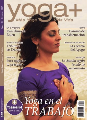 Revista YOGA + 74