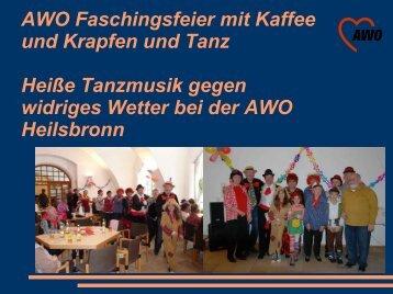 Kinder- und Jugendfreizeit des Kreisverbandes in ... - awo-ansbach.de