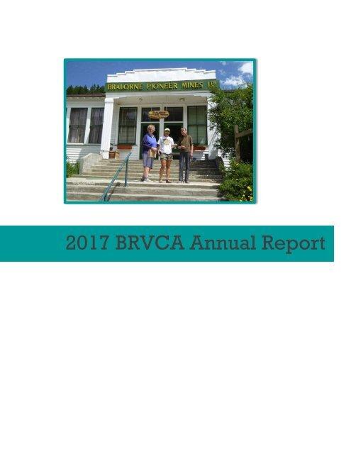 BRVCA Annual Report 2017 -Final