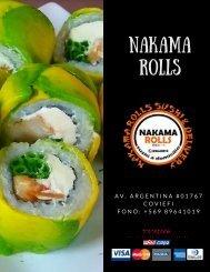 Carta Nakama Rolls