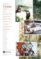 THOM MAGAZINE FALL/WINTER 2017 - Page 2