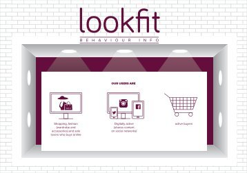 LOOKFIT INFOGRAPHIC SET