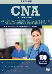 Online [PDF] CNA Study Guide: CNA Exam Book and Practice Test Questions for the NNAAP Certified Nurse Assistant Exam - All Ebook Downloads