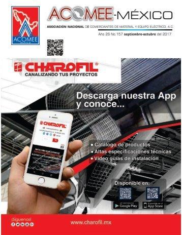 Acomee Mexico - Septiembre Octubre 2017