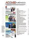 Acomee Mexico - Septiembre Octubre 2017 - Page 4
