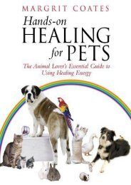 Online Book Hands-On Healing for Pets: The Animal Lover s Essential Guide to Using Healing Energy - All Ebook Downloads