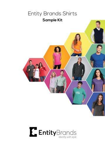 EB Sample Kit - Shirts