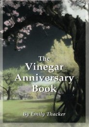 Read Online (PDF) The Vinegar Anniversary Book - Read Unlimited eBooks and Audiobooks