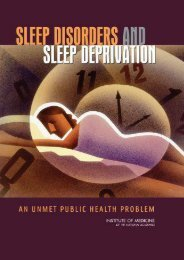 Download [PDF] Sleep Disorders and Sleep Deprivation: An Unmet Public Health Problem - Read Unlimited eBooks and Audiobooks