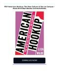 PDF American Hookup: The New Culture of Sex on Campus - Read Unlimited eBooks and Audiobooks - Page 2