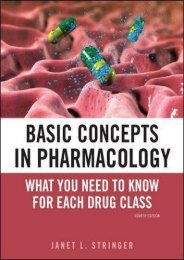 PDF Basic Concepts in Pharmacology: What You Need to Know for Each Drug Class, Fourth Edition - Read Unlimited eBooks and Audiobooks
