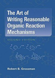 [PDF] The Art of Writing Reasonable Organic Reaction Mechanisms - All Ebook Downloads
