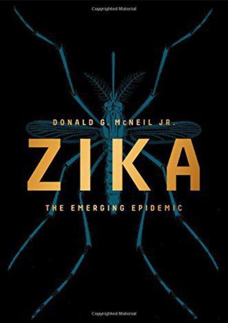 PDF Zika: The Emerging Epidemic - All Ebook Downloads