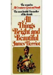 Online Book All Things Bright and Beautiful - Read Unlimited eBooks and Audiobooks