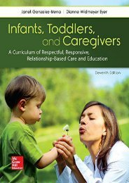 Read Online (PDF) INFANTS TODDLERS   CAREGIVERS:CURRICULUM RELATIONSHIP - All Ebook Downloads