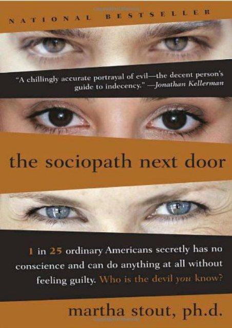 Download [PDF] The Sociopath Next Door - All Ebook Downloads