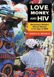 PDF Love, Money, and HIV: Becoming a Modern African Woman in the Age of AIDS - All Ebook Downloads