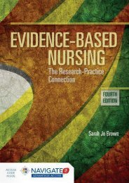 Online Book Evidence-Based Nursing: The Research Practice Connection - Read Unlimited eBooks and Audiobooks