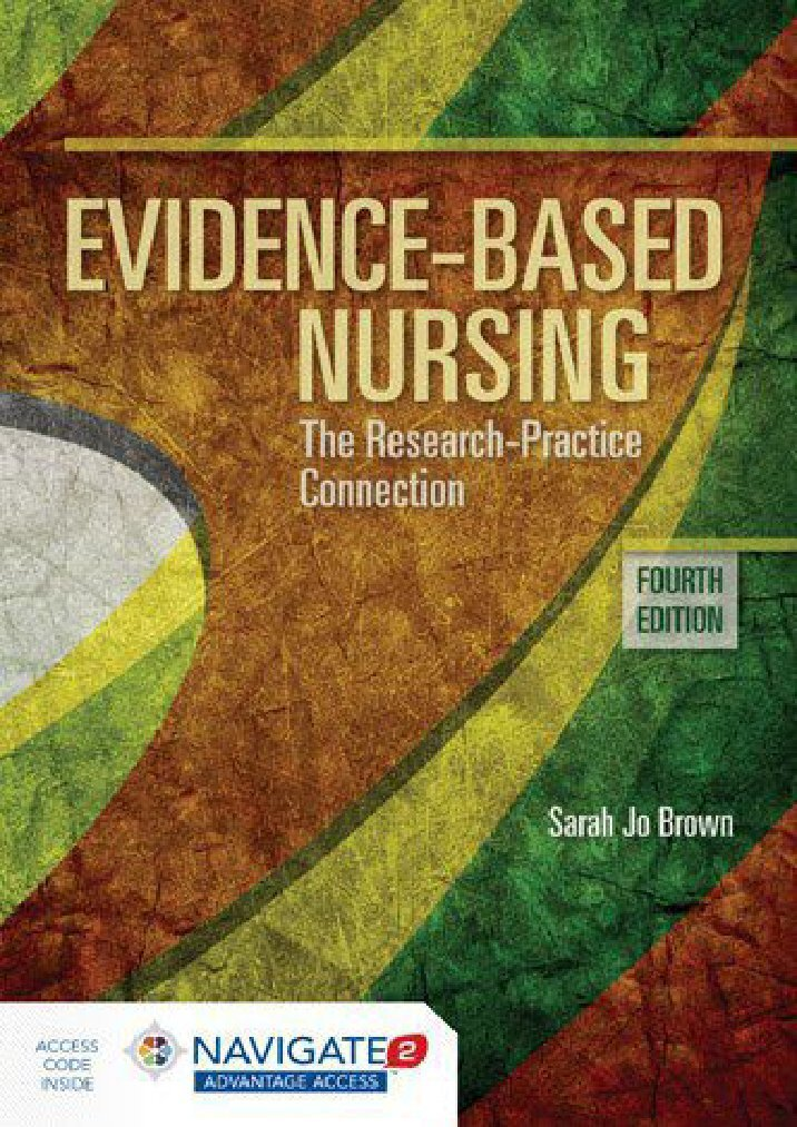 evidence based nursing Access evidence based practice and technology assessment data, key organizations, reports and publications, and meetings and conferences.