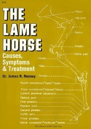 Download [PDF] Lame-Horse Causes, Symptoms and Treatments - All Ebook Downloads