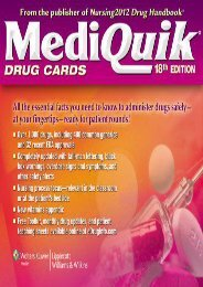 PDF MediQuik Drug Cards - Read Unlimited eBooks and Audiobooks