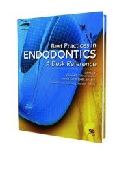 [PDF] Best Practices in Endodontics: A Desk Reference - All Ebook Downloads