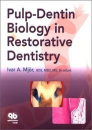 Read Online (PDF) Pulp-Dentin Biology in Restorative Dentistry - Read Unlimited eBooks and Audiobooks