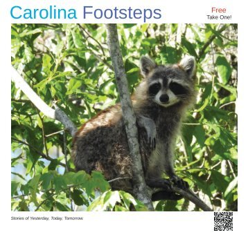 Carolina Footsteps Premier February 2018