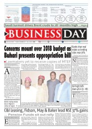BusinessDay 07 Nov 2017