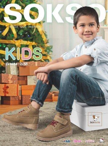 Sokso - Kids Verano 18