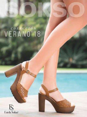 Sokso - Colección Verano 18