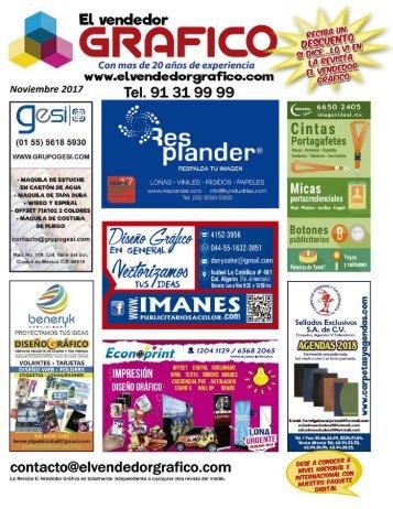 Revista_El_Vendedor_Gráfico_Noviembre_2017