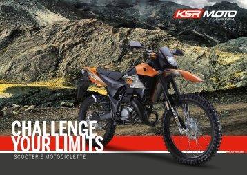 Catalogo KSR MOTO 2018