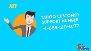 Contact Yahoo Support By Phone