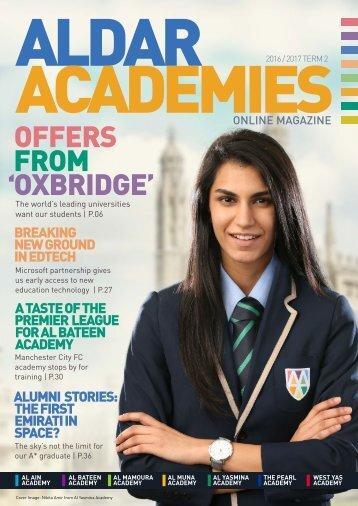 Aldar Academies Online Magazine 2016/2017 Term 2