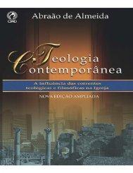 Teologia Contemporanea - Abraao de Almeida