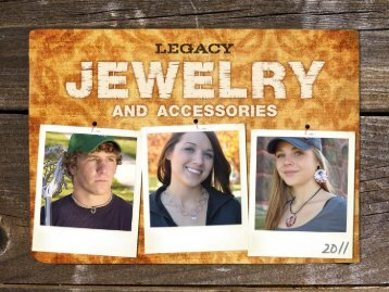 Legacy 2011 Jewelry and Accessories