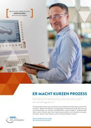 VEM_Akquise_Flyer_Prozessoptimierung