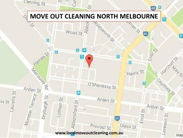 Move Out Cleaning North Melbourne