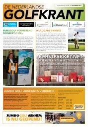 De Nederlandse Golfkrant November 2017