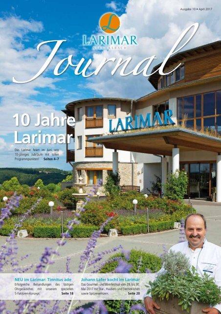 Larimar Journal Frühling 2017