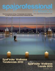 Spa & Wellness MexiCaribe 09, Invierno 2013