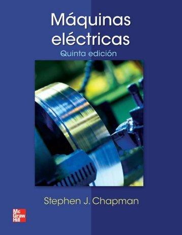 Maquinas Eléctricas-Chapman-5ta-edición
