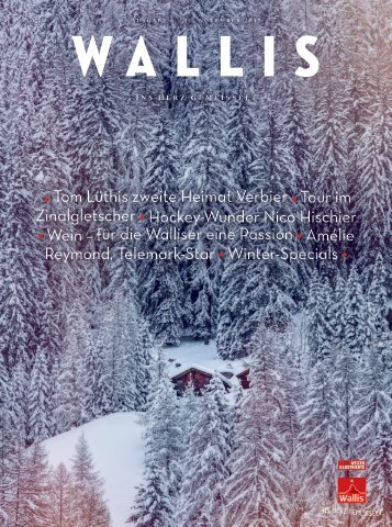 WALLIS Magazine - Winter 2017/18